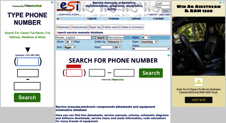Access eserviceinfo com  Service Manual free download
