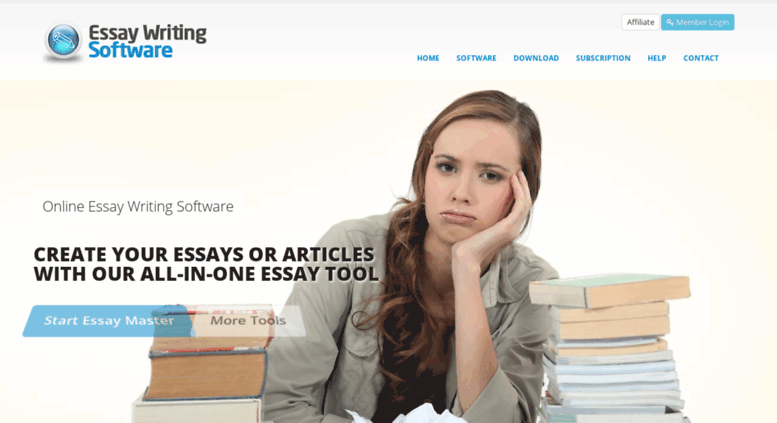 Software help writing papers