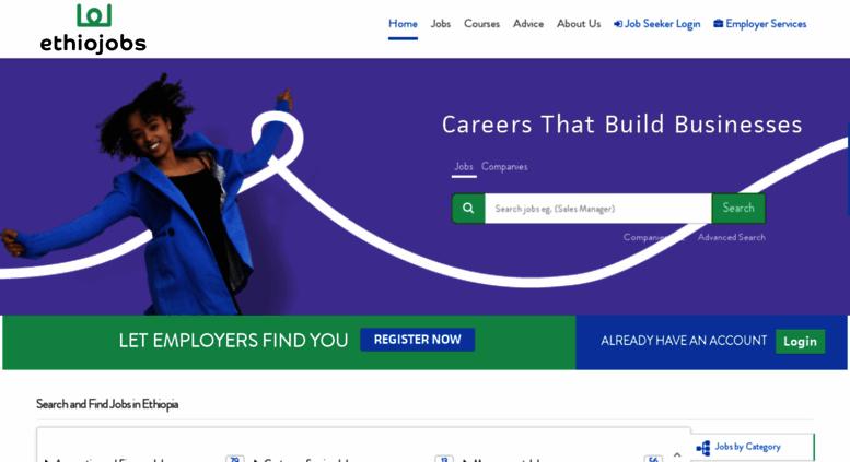 Access ethiojobs net  New Jobs in Ethiopia 2019, Vacancies in