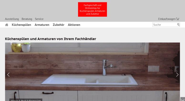 Access Eue De Eue Hamburg Kuchenspulen Und Armaturen Vom Fachhandler