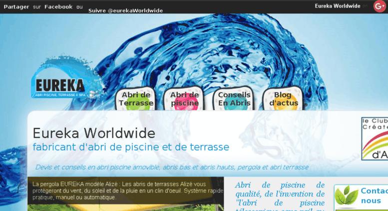 Access Eureka Worldwide Fr Abri De Piscine Bas Ou Haut