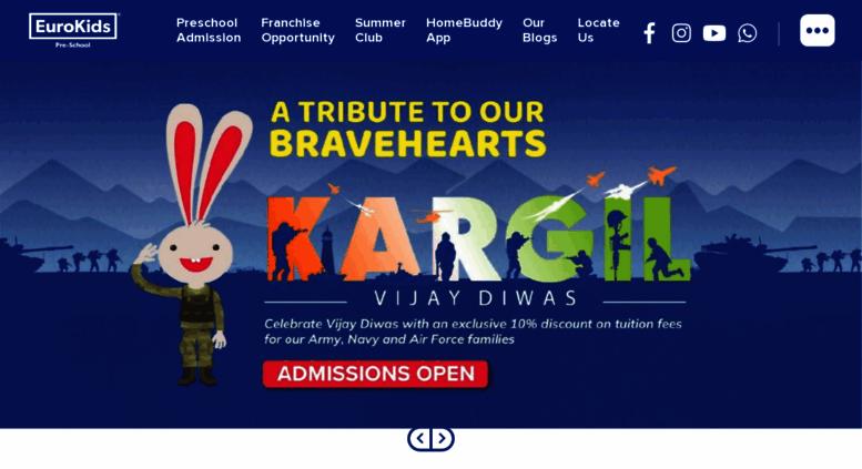 Access Eurokidsindiacom Eurokids Preschools Best Play School