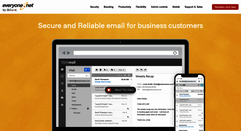 Access everyone net  Email Hosting, Business Email Hosting Service