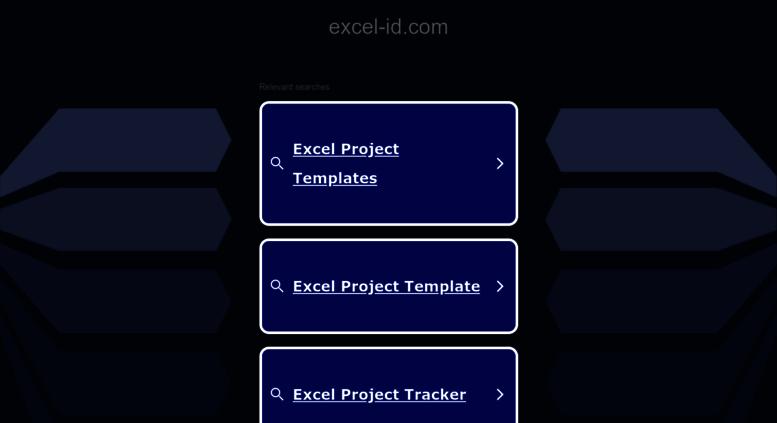 Access Excel Id Com 300 Rumus Excel