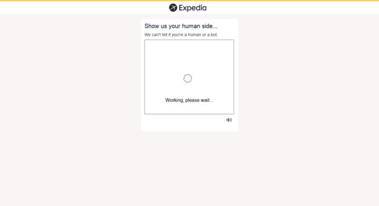 Expedia Ie Screenshot