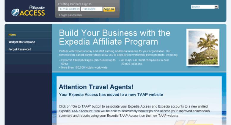 Access expediaaccess com  Program Overview