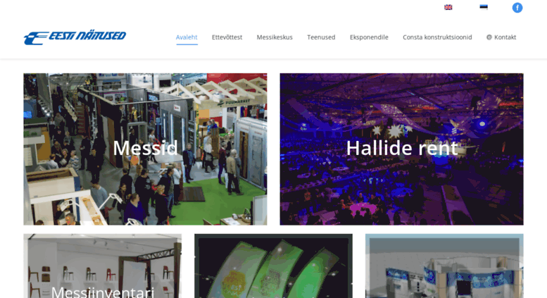 48f03a752d3 Access fair.ee. Eesti Näitused – Eesti Näituste messikeskus
