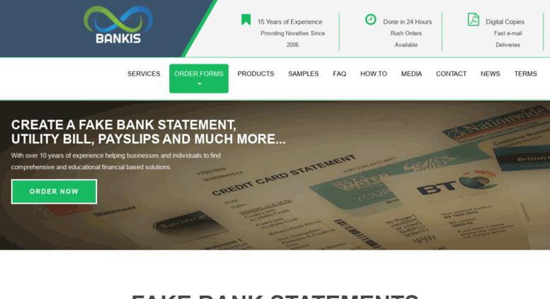 Access Fakebankstatements Co Uk Fake Bank Statements Fake