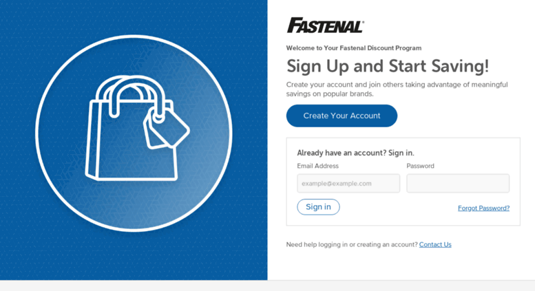 Access Fastenalperkspotcom Login Welcome To Your Fastenal