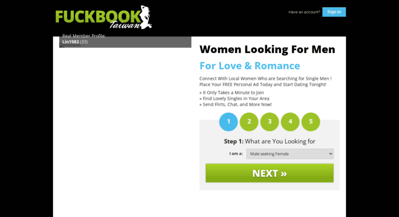Online dating sites in Taiwan