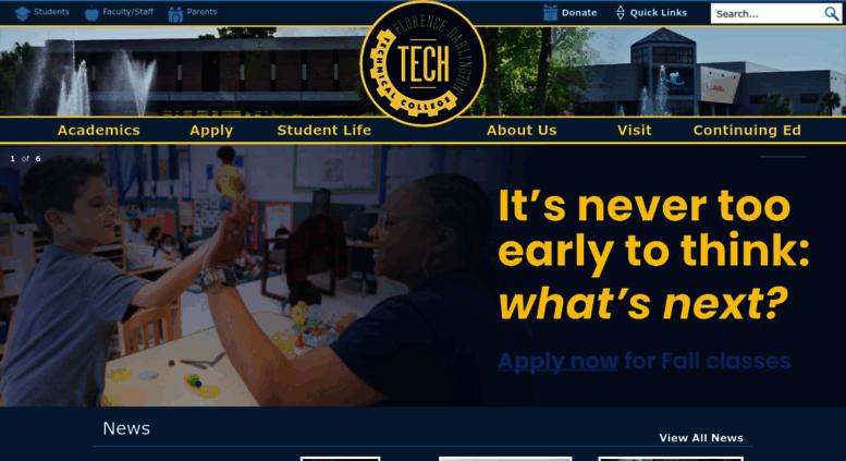 Access Fdtcedu Florence Darlington Technical College