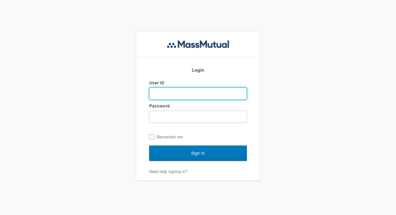 massmutual fieldnet Access fieldnet.massmutual.com. MassMutual Financial Group - Sign In