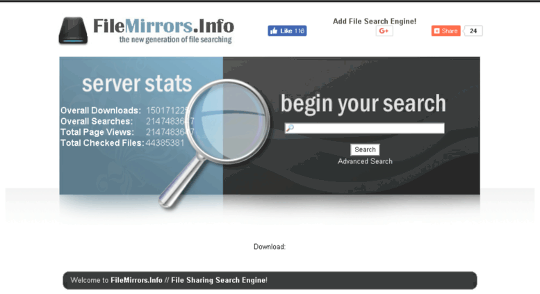 Access filemirrors info  FileMirrors Info // File Sharing Search Engine