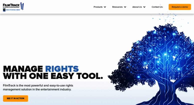 Access filmtrack com  FilmTrack: Enterprise Digital Rights