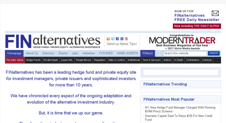 Access finalternatives com  Hedge Fund and Private Equity