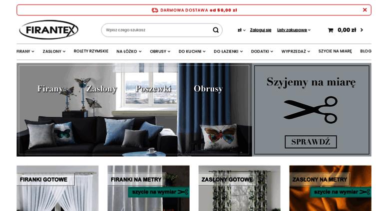 Access Firantexiai Shopcom Firany Firanki Nowoczesne