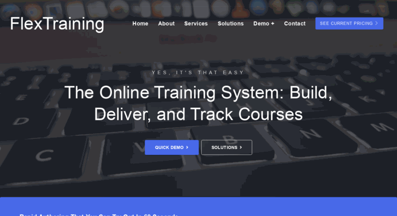 Access Flextraining Com Flextraining Transformational Platform