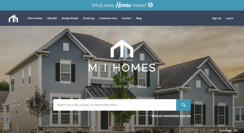 Access Fliers Mihomes Com New Home Builders House Builder