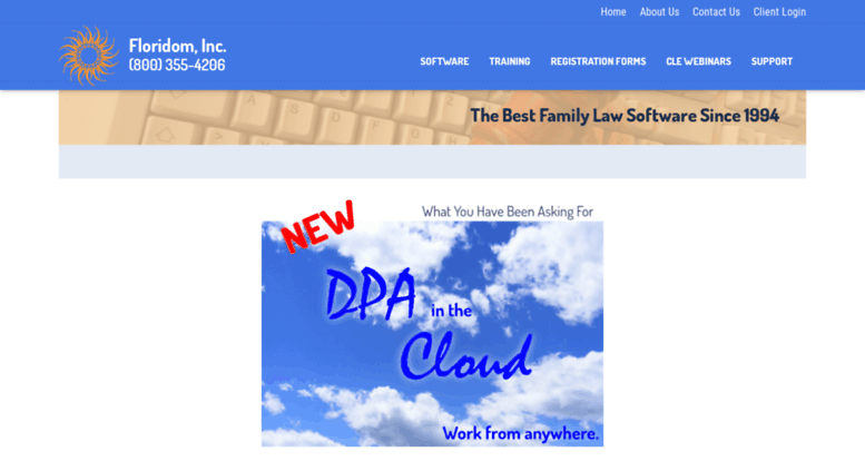 Access floridom com  Family Law Software   Child Support