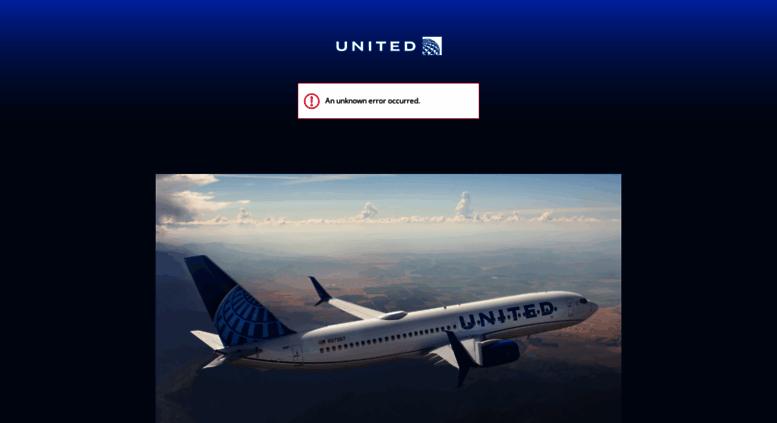 united ual intranet skynet