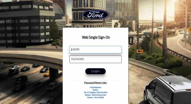 Access Fmcdealer Dealerconnection Com Working