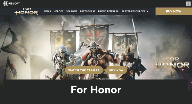 Access forhonor ubisoft com  For Honor: Available now on PS4
