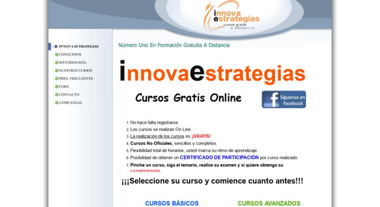 3ac368a5d Access formate-gratis.es. Cursos Gratis Online y con Certificado de ...