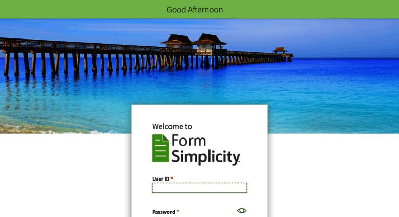 Access Forms Formsimplicity Com Form Simplicity