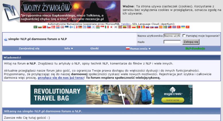 nlp forum
