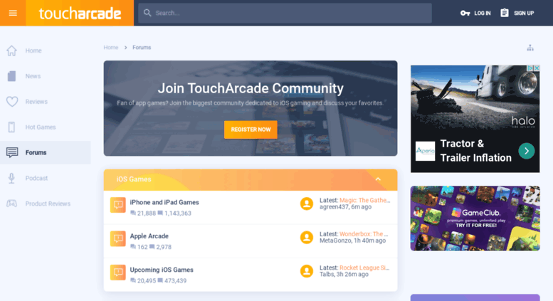 Access forums toucharcade com  TouchArcade - iPhone, iPad