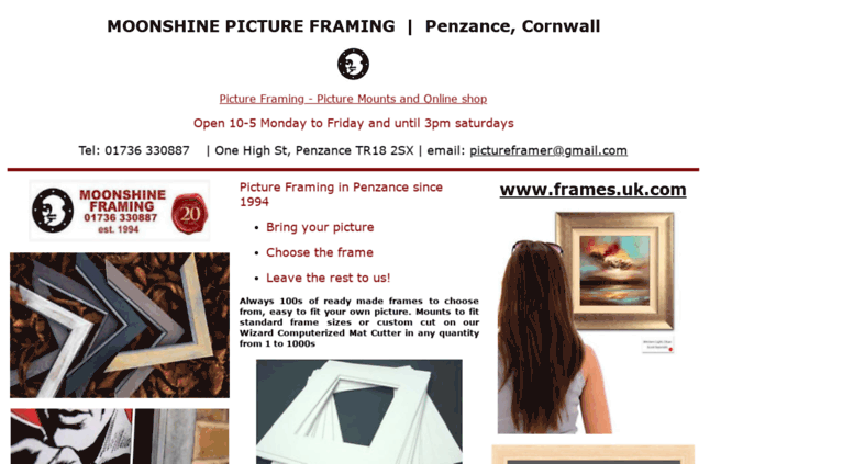 Custom Poster Frames Uk
