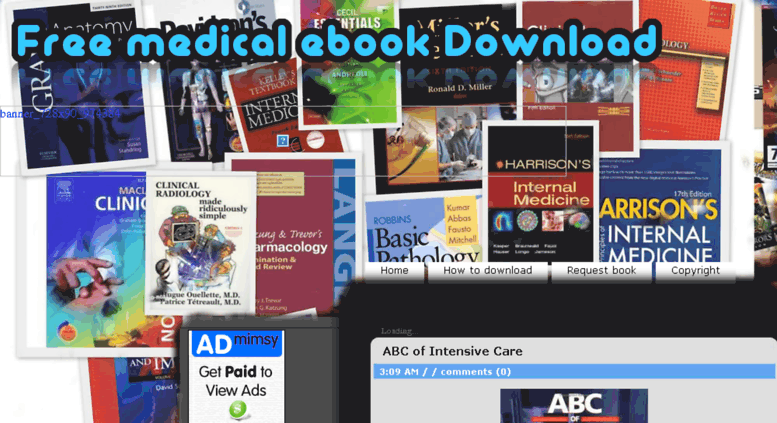 Access Freedownloadmedicalbooks Blogspot Com Free Medical Ebook