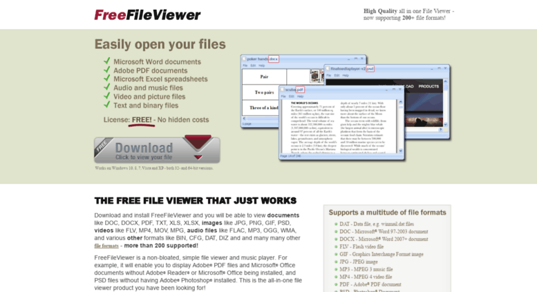 Crafty file viewer download.