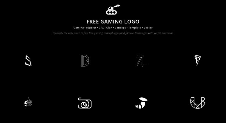 Access freegaminglogo com  Free Gaming Logo: ESports GFX