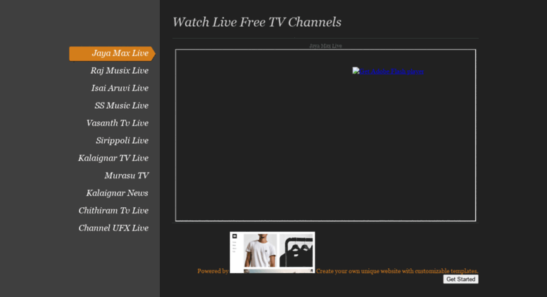 Access freelivetvchannels weebly com  Watch Live Free TV Channels