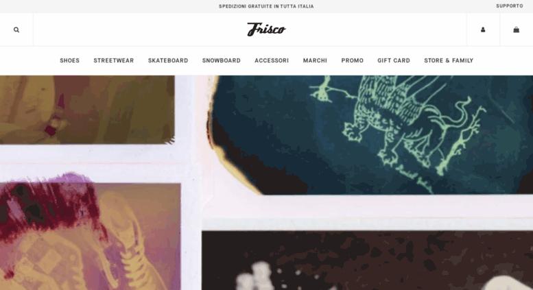 free shipping shop discount Access friscoshop.it. Skate Shop Frisco - Tavole da ...