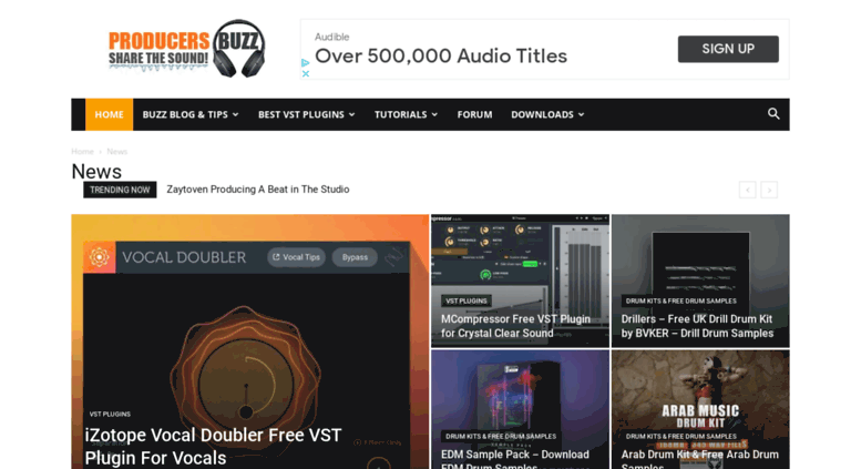 Access fruitytuts com  Drum Kits | VST Plugins & FL Studio Tutorials