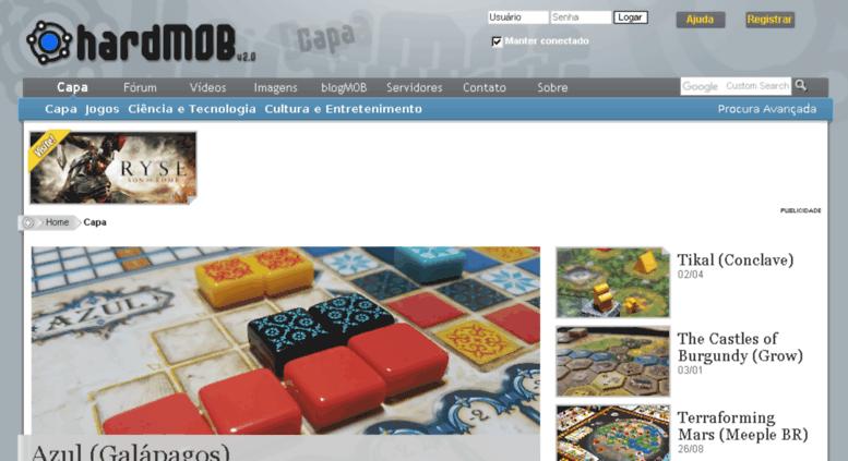 Access ftp hardmob com br  hardMOB - Capa