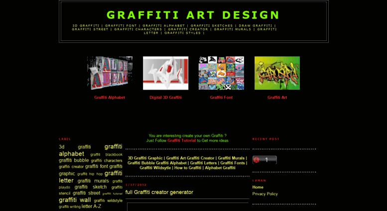 Access Full Graffiti Art Blogspot Com Graffiti Art Graffiti
