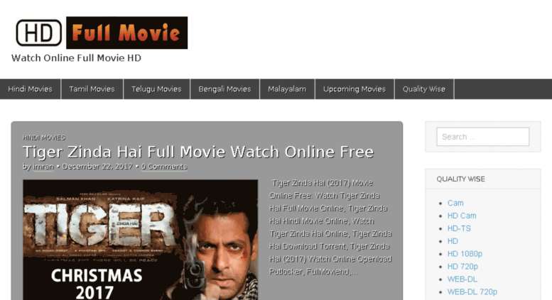 Access fullmoviehd in  Full Movie HD Watch Online - Hindi