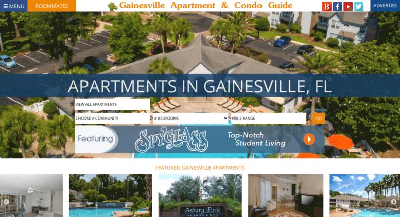 Spotlight community: santa fe trace apartments   gainesville.