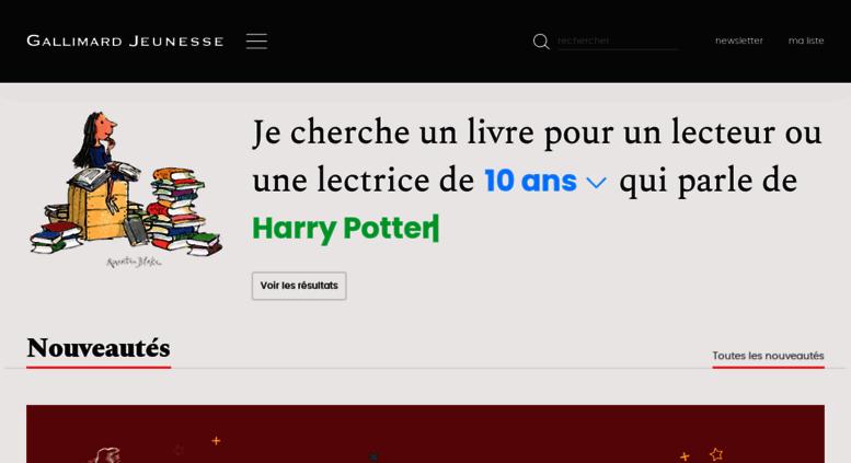 Access Gallimard Jeunesse Fr Livres Pour Enfants Et Editeur