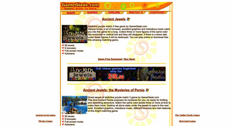 Access gameglade com  Gameglade com - Play online games  Puzzle