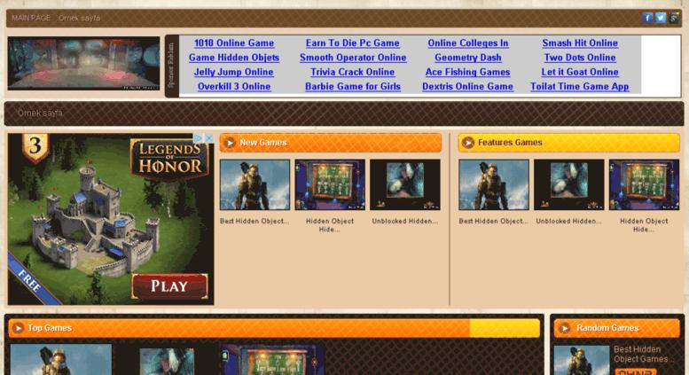 Access gamehiddenobject com  Hidden Object Game Online