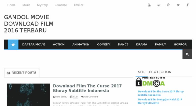 Access Ganoolmovie Ga Ganool Movie Download Film 2016 Terbaru