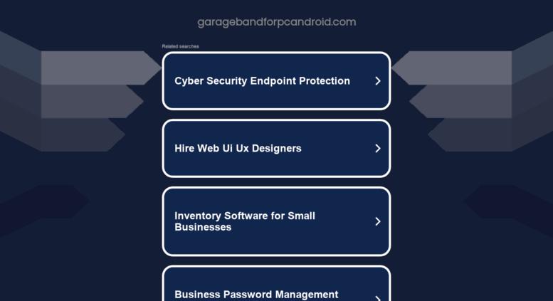Access garagebandforpcandroid com  GarageBand for PC Windows (10/8 1
