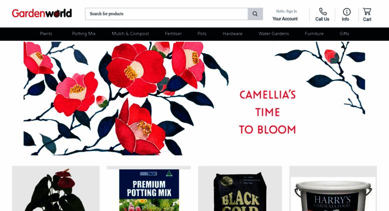 Access Gardenworld Au Plants Nursery