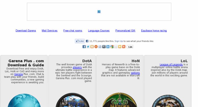 Access garenaplus com  Garena Plus  com - Download & play free