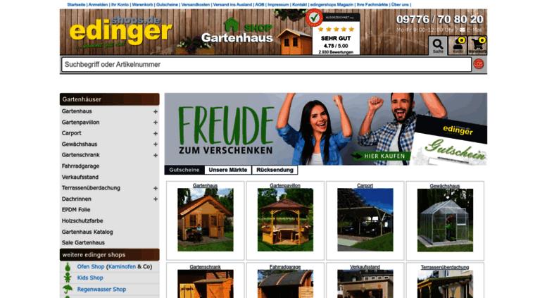 Access Gartenhaus Edingershops De Gartenhaus Zubehor