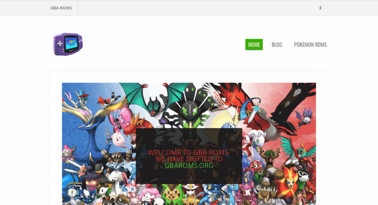 pokemon gba roms download